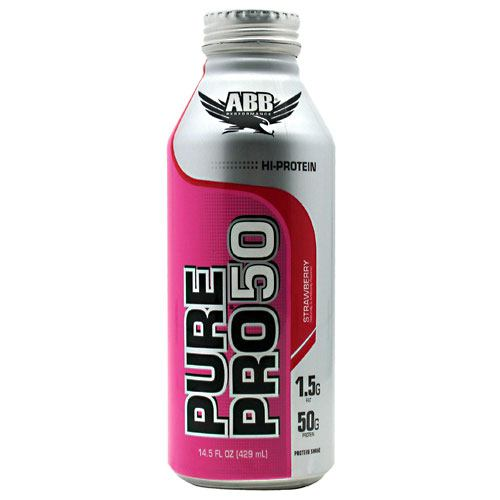 ABB Pure Pro 50 - Strawberry - 12 ea