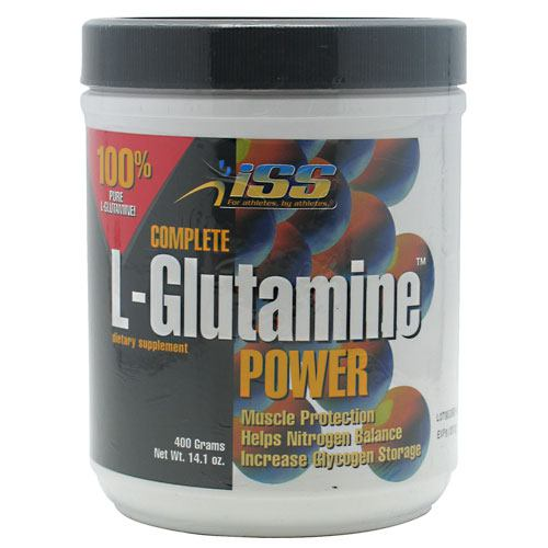 ISS Complete L-Glutamine Power - 14.1 oz