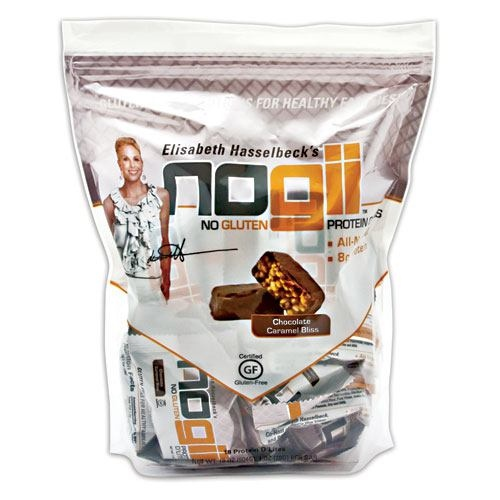 NoGii Protein DLites - Chocolate Caramel Bliss - 18 ea