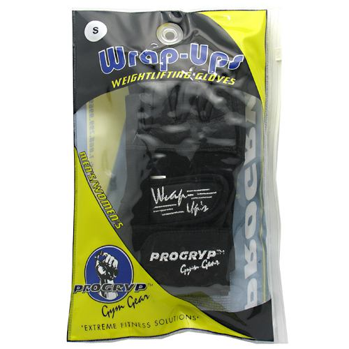 Progryp Wrap-Ups Weightlifting Gloves - Small - 1 ea