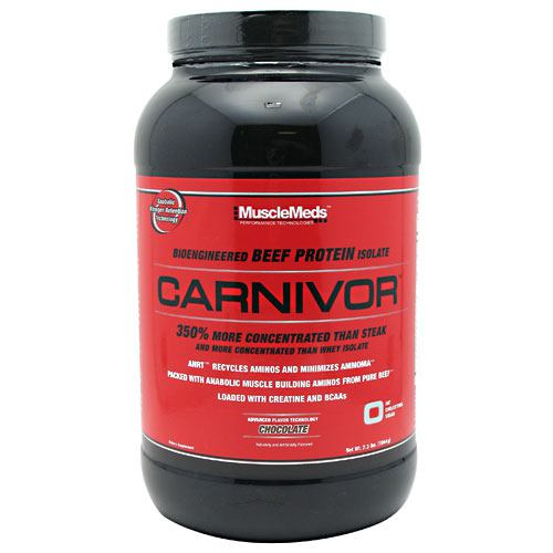 Muscle Meds Carnivor - Chocolate - 2.3 lb