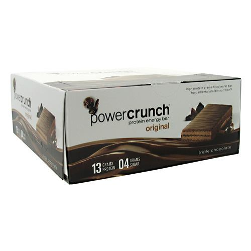 BNRG Power Crunch - Triple Chocolate - 12 ea