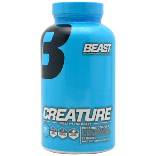 Beast Sports Nutrition Creature - 180 ea