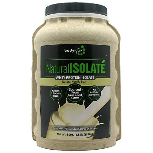 The Winning Combination Natural Isolate Whey Protein Isolate - Natural Vanilla Bean - 2 gallon