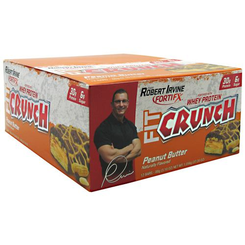 Fit Crunch Bars Fit Crunch Bar - Peanut Butter - 88 g