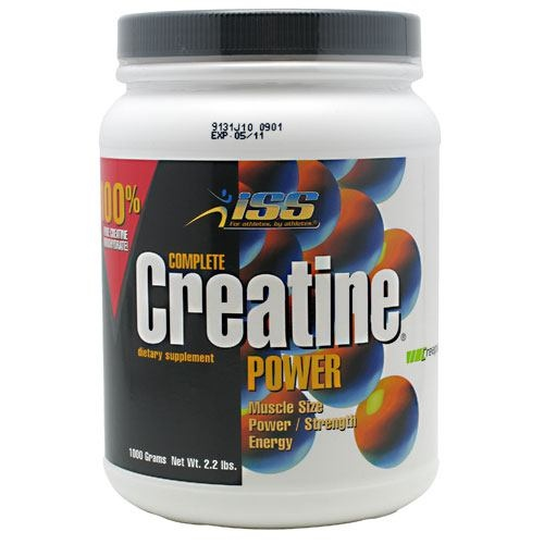 ISS Complete Creatine Power - 2.2 lb