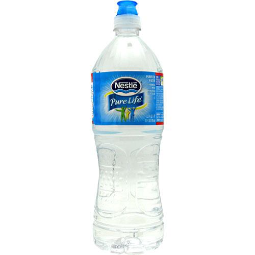Nestle Pure Life Purified Water - 24 ea