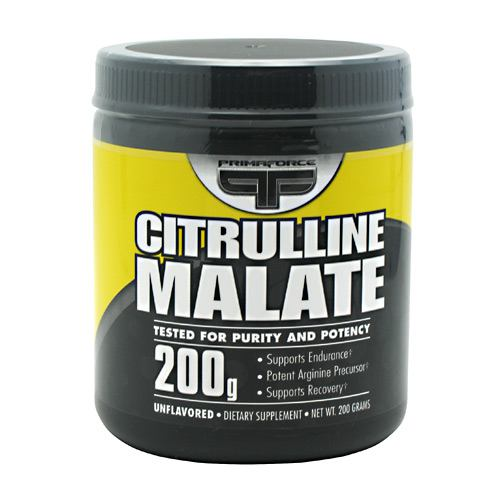 Primaforce Citrulline Malate - 200 g