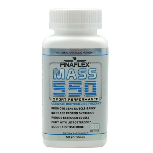Finaflex (redefine Nutrition) Mass 550 - 60 ea