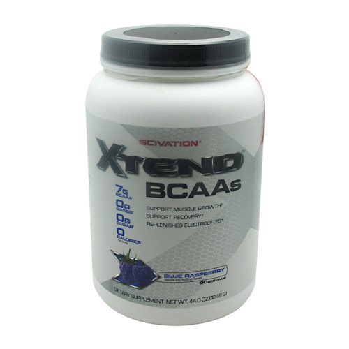 Scivation Xtend - Blue Raspberry - 90 ea
