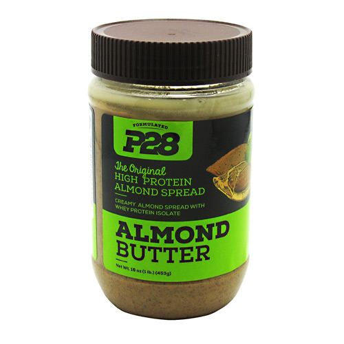 P28 Foods High Protein Spread - Almond Butter - 16 oz