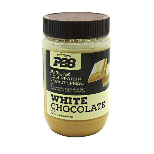 P28 Foods High Protein Spread - White Chocolate - 16 oz