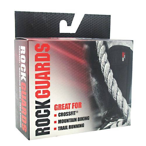 RockTape Rock Gaurds - S/M (Black) - 2 ea