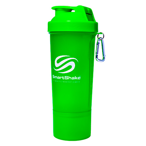 Smart Shake Slim Shaker Cup - Neon Green - 17 oz