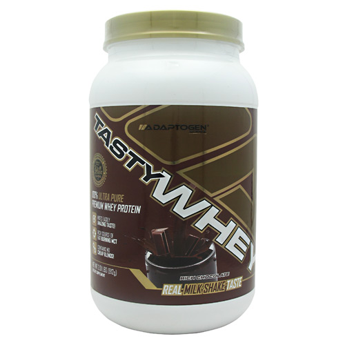 Adaptogen Science Tasty Whey - Rich Chocolate - 2 lb