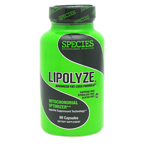 Species Nutrition Lipolyze - 90 ea