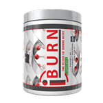 M4 Nutrition iSeries iBurn Preworkout - Candy Apple 45 serving