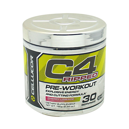 Cellucor C4 Ripped - Cherry Limeade - 30 ea