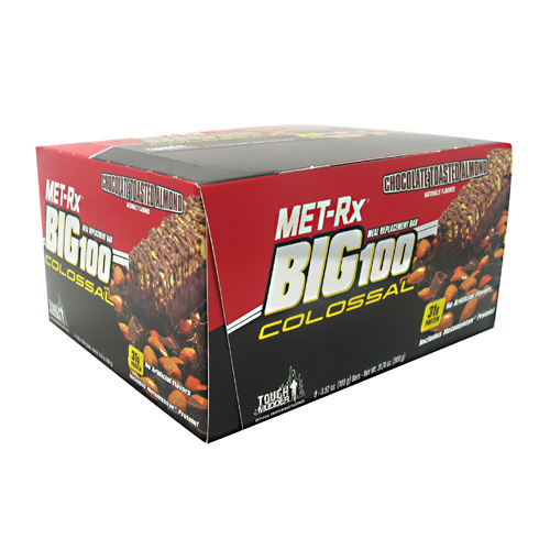 MET-Rx Big 100 Colossal - Chocolate Toasted Almond - 9 ea