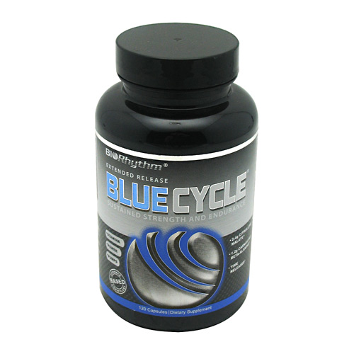 BioRhythm Blue Cycle - 120 Capsules - 40 ea
