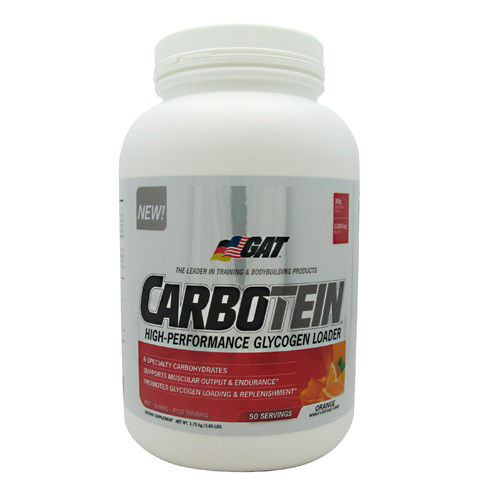 GAT Carbotein - Orange - 1.75 kg
