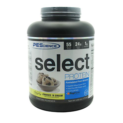 PEScience Select Protein - Amazing Cookies 'n Cream - 55 ea