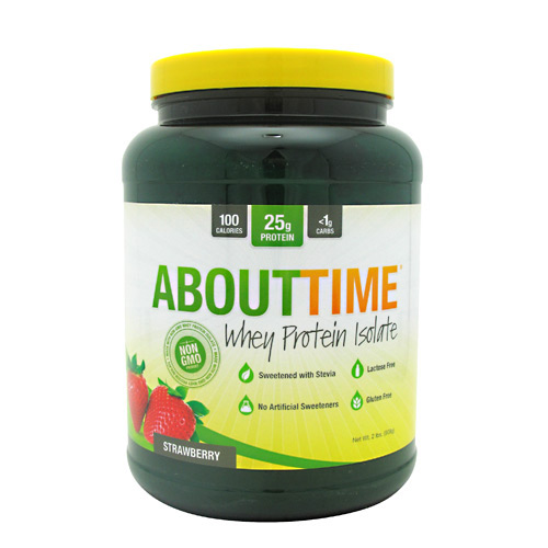 SDC Nutrition About Time - Strawberry - 2 lb
