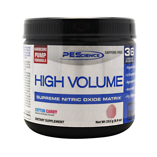 PEScience High Volume - Cotton Candy - 18 ea