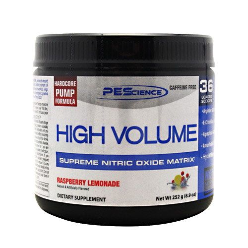 PEScience High Volume - Raspberry Lemonade - 18 ea