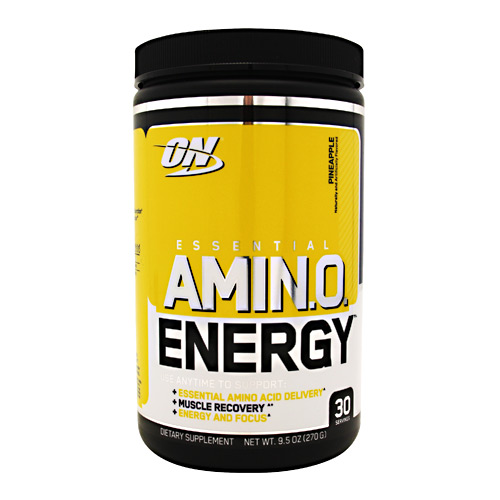 Optimum Nutrition Essential Amino Energy - Pineapple - 30 ea