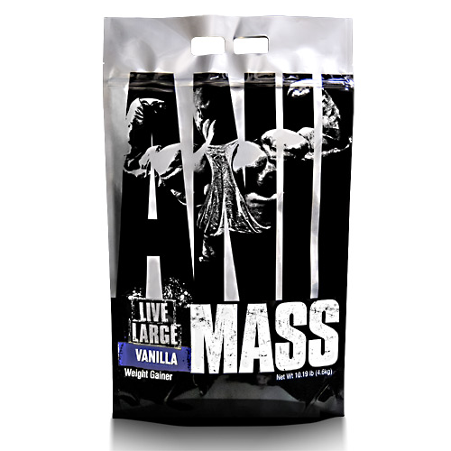 Universal Nutrition Animal Mass - Vanilla - 28 ea