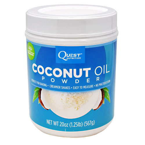 Quest Nutrition Coconut Oil Powder - 20 oz