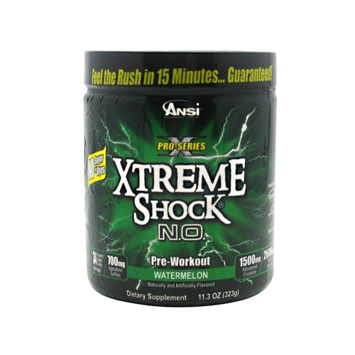 Advance Nutrient Science Pro-Series Xtreme Shock N.O. - Watermelon - 34 ea