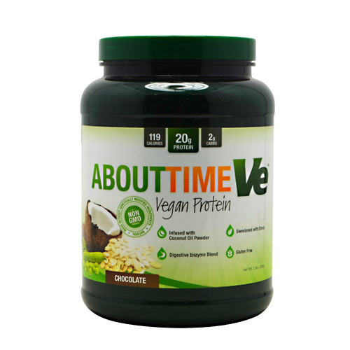 SDC Nutrition About Time Ve - Chocolate - 2 lb