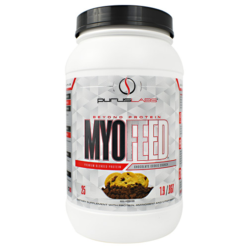 Purus Labs MyoFeed - Chocolate Cookie Crunch - 1.9 lb