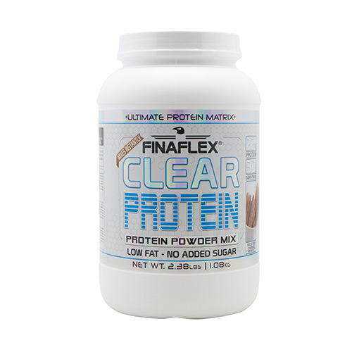 Finaflex Clear Protein - Frosted Churro - 2.38 lb
