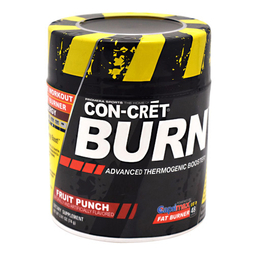 ProMera Sports CON-CRET Burn - Fruit Punch - 48 ea