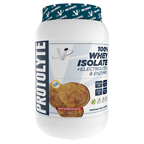 VMI Sports ProtoLyte 100% Whey Isolate - Snickerdoodle - 2 lb