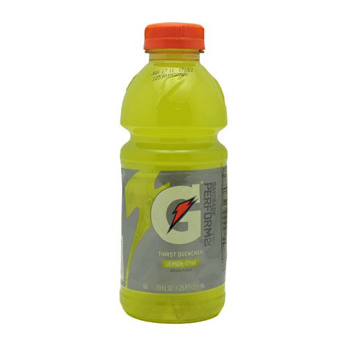 Gatorade Thirst Quencher - Lemon-Lime - 24 ea