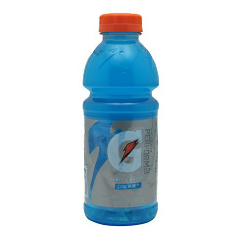 Gatorade Thirst Quencher - Cool Blue - 24 ea
