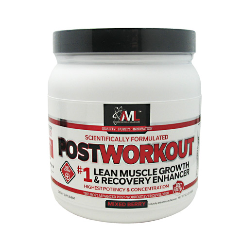Advanced Molecular Labs Postworkout - Mixed Berry - 20 ea