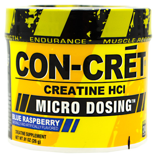 ProMera Sports Con-Cret - Blue Raspberry - 24 ea