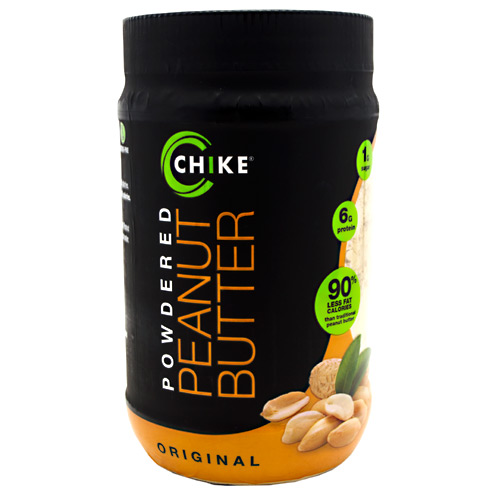 Chike Powdered Peanut Butter - Original - 1 lb