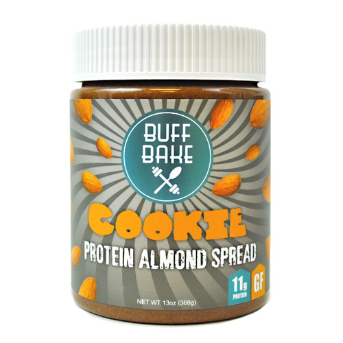 Buff Bake Protein Almond Spread - Cookie - 13 oz