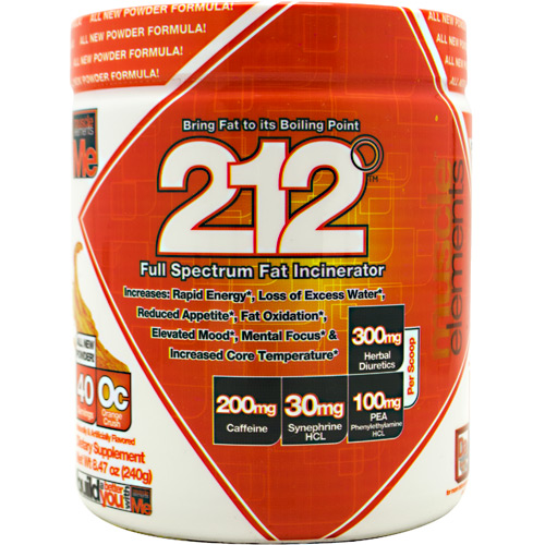 Muscle Elements 212 - Orange Crush - 40 ea
