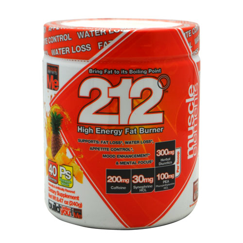 Muscle Elements Muscle Elements 212 - Pineapple Splash - 8.47 oz