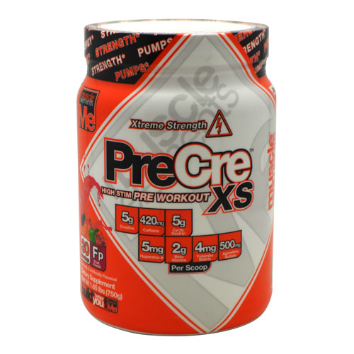 Muscle Elements Muscle Elements PreCre XS - Fruit Punch - 1.65 g