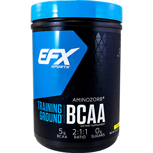 EFX Sports EFX Sports Training Ground BCAA - Lemonade - 17.64 oz