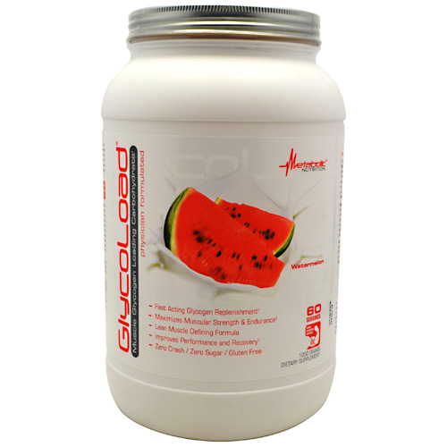 Metabolic Nutrition GlycoLoad - Watermelon - 1200 g