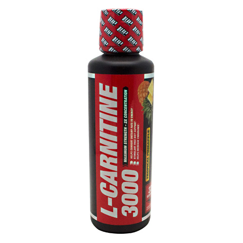 1 UP Nutrition L-Carnitine 3000 - Pineapple - 16.2 fl oz